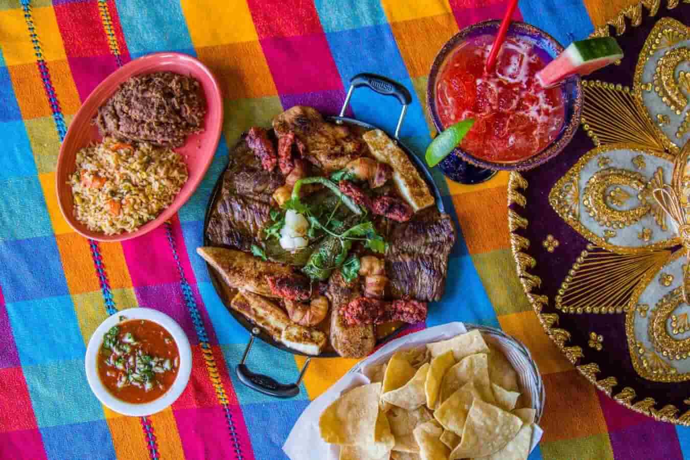 Food photo at Casa de Soria