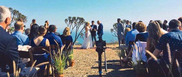 ventura botanical garden wedding