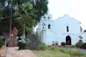 Prayitno Mission San Diego de Alcala Visit Ventura Mission Trail