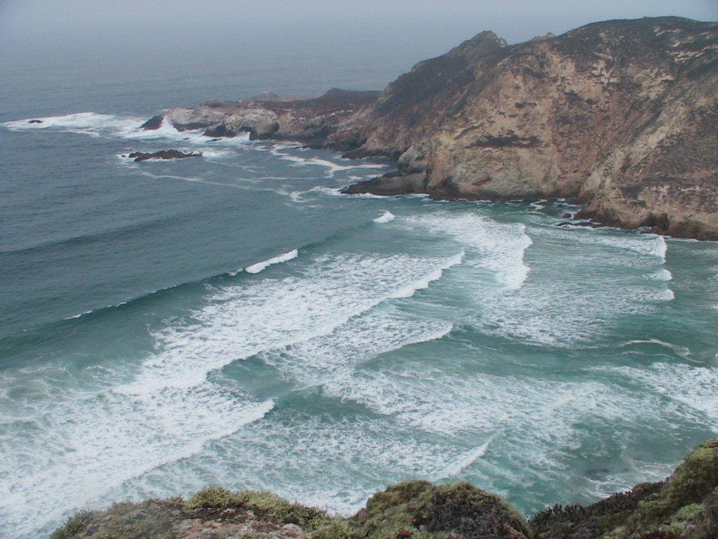 San Miguel Island overlook