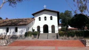 Kristin McLatchie Mission San Luis Obispo de Tolosa Visit Ventura Mission Trail