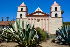 Hatold Litwiler Santa Barbara Mission Trail