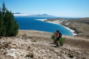hike the channel islands