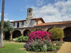 Jeffrey Tucker Mission San Juan Capistrano Visit Ventura Mission Trail