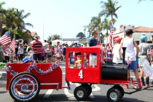 downtown ventura fourth of july parade