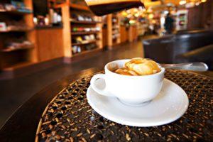 Coffee at Palermo in Ventura