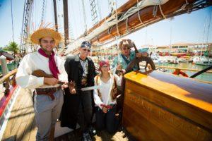 bill of rights harbor tall ship