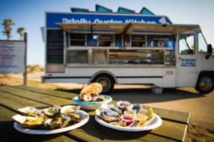 oysters the jolly oyster san buenaventura state beach