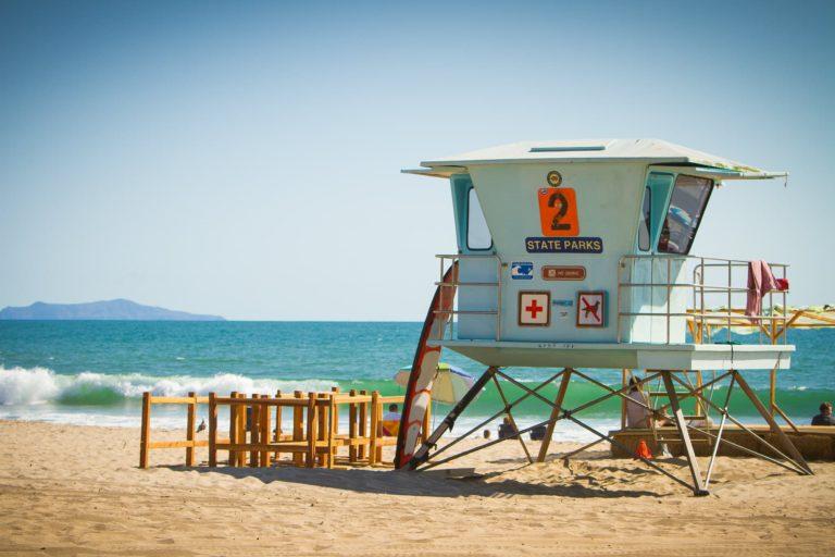 Beach Ventura california