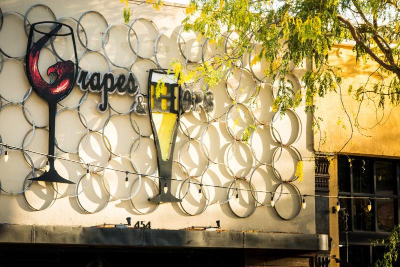 Grapes and Hops Ventura