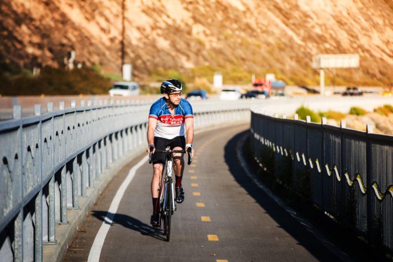 Cycling in Ventura