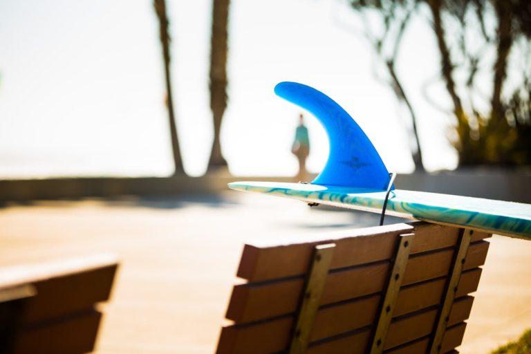 Surfing ventura