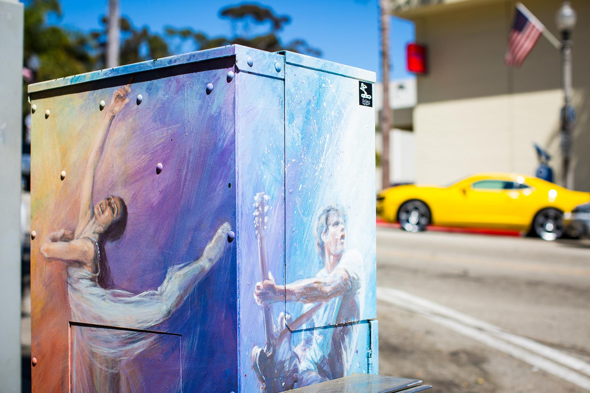 Ventura Utility Box Art 2