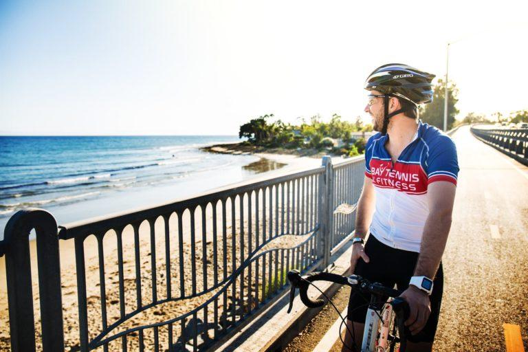 Rincon bike trail a Ventura bike path