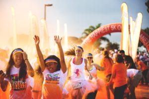 ventura color run marathon