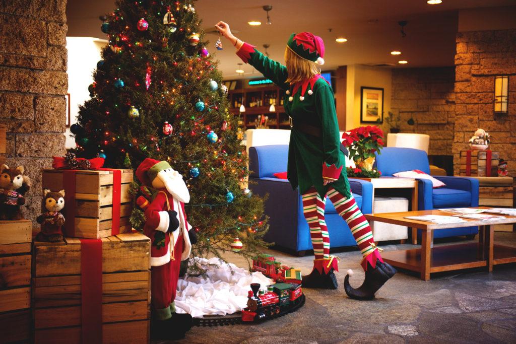 Christmas Tree Marriott Ventura