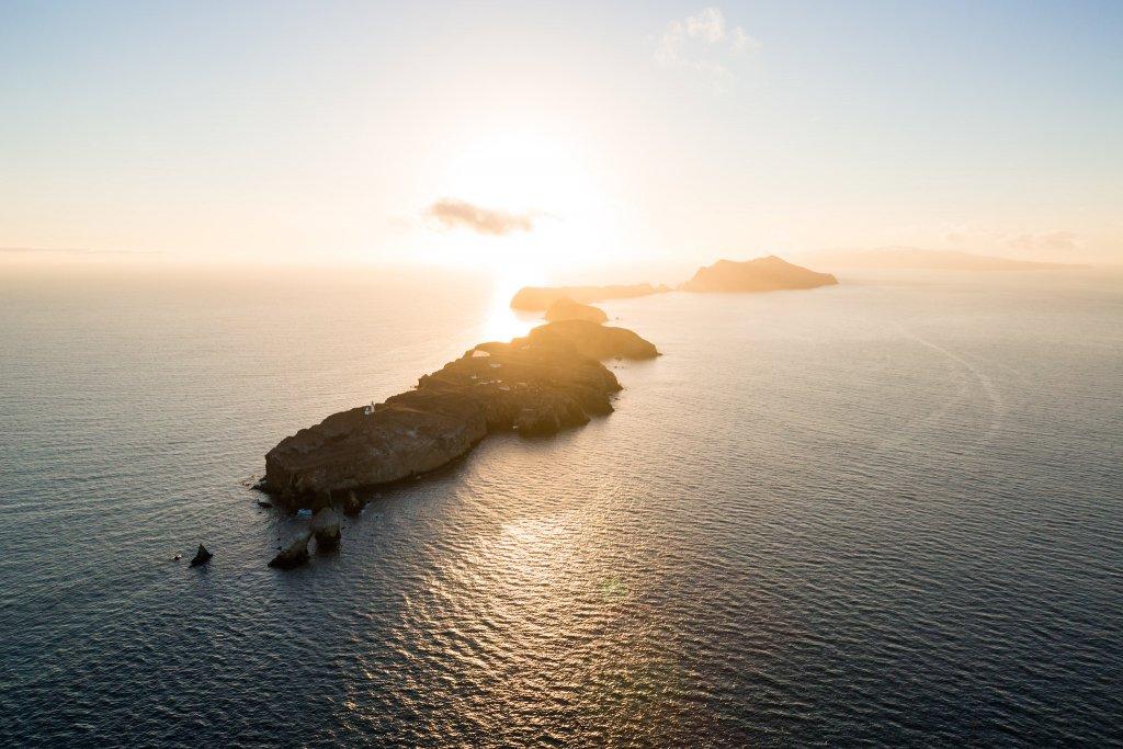 anacapa island aerial