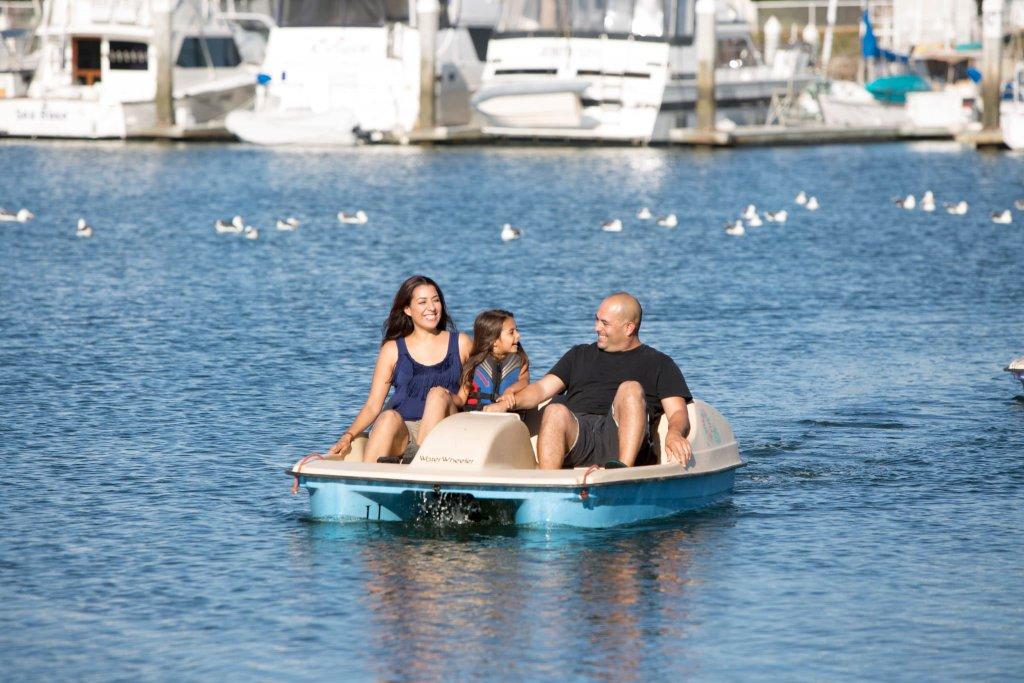 Ventura Boat rental