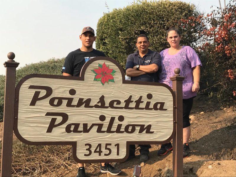 Pointsettia Pavilion