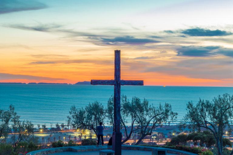 The Cross in Grant Park Jack Burleigh