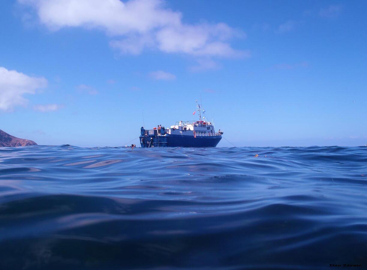 Diving ship channel islands national park