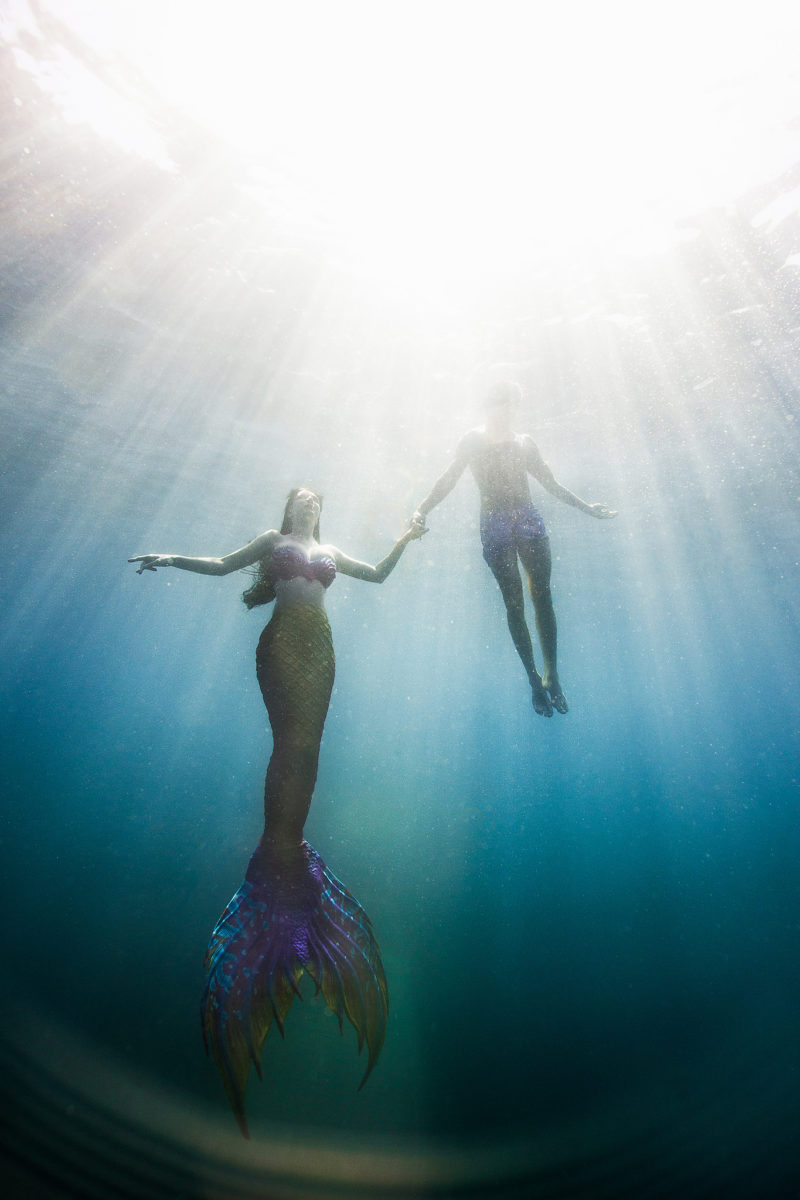 Mermaids in Ventura