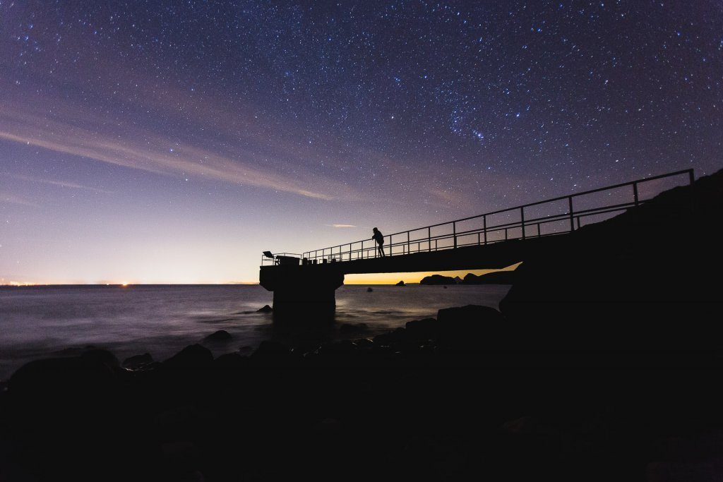 Santa Cruz Island Sean Dougherty