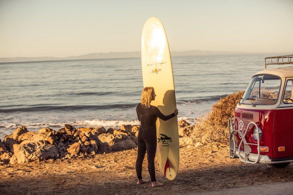 mary osborne surfer girl ventura