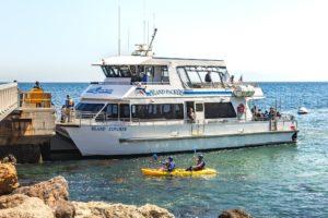 island packers ventura channel islands kayaking
