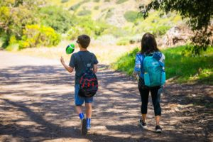 ventura channel islands national park family hiking