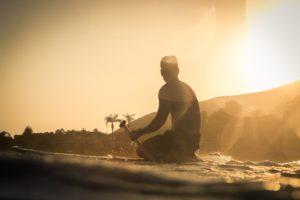 sunset surfer ventura