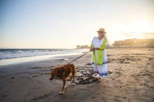 maria snickers ventura beach dog friendly