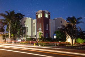 Rubicon Theatre Exterior in Ventura
