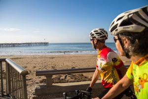 ventura cyclists beach