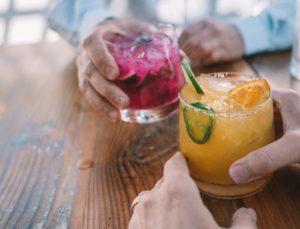 rumfish y vino ventura happy hour drinks