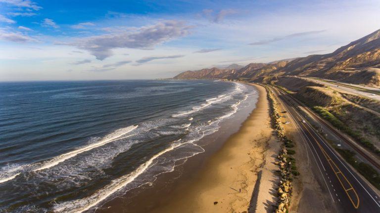 Emma Wood Highway one Ventura California