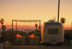Waypoint in Ventura at Sunset