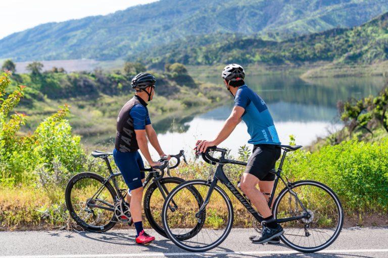 Lake Casitas loop a Ventura bike path