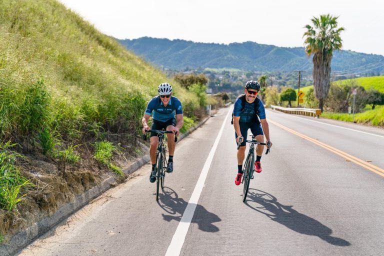 Cycling in Ojai