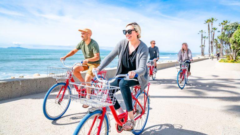 Ventura Promenade bike trail a Ventura bike path