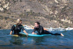 california surf day ventura