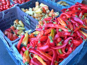 farmers market peppers fresh ventura