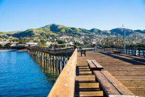 Ventura Pier in The Morning