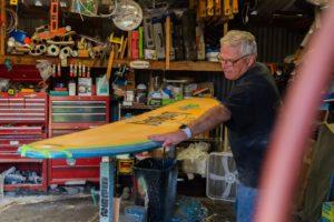 ventura walden surfboard made in program