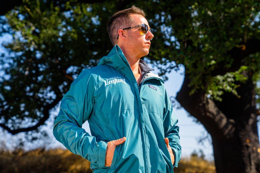 Torrentshell jacket at harmon canyon