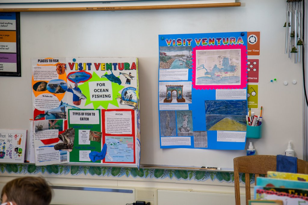 projects at pierpont elementary school