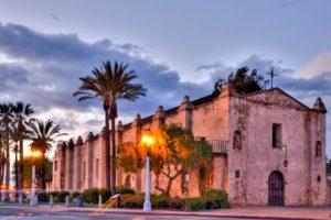 Michael de la Paz Mission San Gabriel Visit Ventura Mission Trail