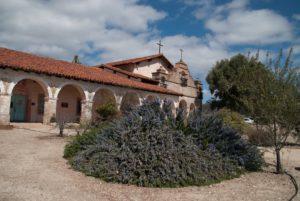 Ed Bierman Mission San Antonio de Padua visit ventura mission trail