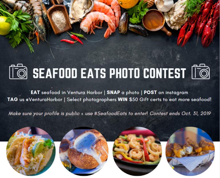 Seafood photo contest ventura harbor