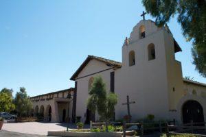 Kristina DC Hoeppner Mission Santa Ines Visit Ventura Mission Trail